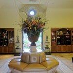 Villagio Inn Lobby