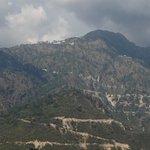 The trikuta mountain view