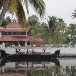 Restaurant and hotel boat