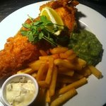Thursday's Fish night, best way to start your weekend early.