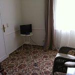 Wohnzimmer / Fernseher
