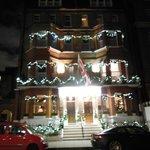 Beautiful Egerton House Hotel, December, 2012