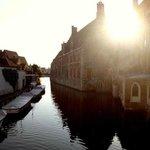Bruges..les canaux!