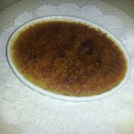 The White Chocolate Creme Brulee