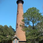 Currituck Lighthouse.