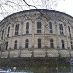 Asisi Panometer Dresden Foto