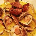 Clams With Broth