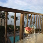 View from our lanai - PH3