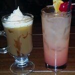 springfever rum drink.. maple crown royal and hot chocolate