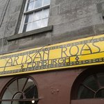 Not the best frontage, but inside, the best coffee