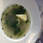 Paper soup