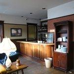 Lobby of Hotel Vendome