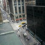 view of 45 St & 6th Ave from rm #904