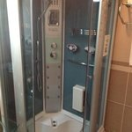 Modern Shower Unit