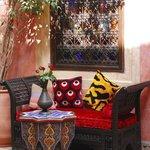 Orientalischer Ruheplatz
