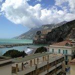Maiori, Amalfi Coast view from room