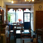 Poppies tea room