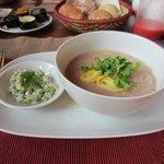 Bhutan porridge..yum!