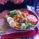 Garden Delight salad