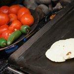Making the Tortillas 'puff'