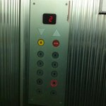 "ascensore, sempre ""vintage"""