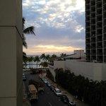 balcony view 5th floor