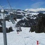 Morzine - 1st April 2013
