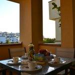 Our terrace / balcony / garden