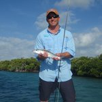 Bonefish caught!