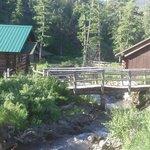 creek that flows through property