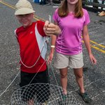 Crabbing Nearby in North Wilwood