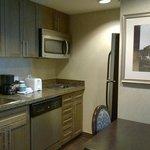 Kitchen in one bedroom suite