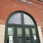 Engine House Cafe is located in the original fire station in Havelock