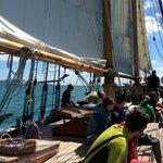 sailing away! ahoy!