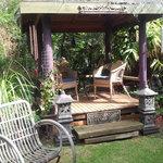 Balinese hut