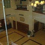 lobby area from reading room