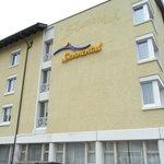 Hotel Sonnental von außen