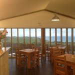 Boscastle Farm Shop & Cafe - interior