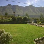 Your view from A Hilltop Country Retreat- Swellendam