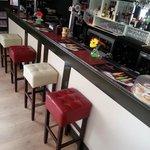 The Bar at Caffe Alma, King Street, Margate.
