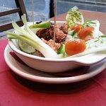 Piri Piri Chicken at Caffe Alma, King Street, Margate