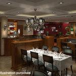 Gold Hotel Restaurant 2