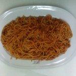 Espaguetti boloñesa