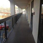 Outside corridors