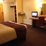 Double room - spacious and large bed