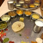 The best Gujarati Thali in Mumbai