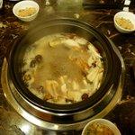 Ashima Mushroom Hotpotの写真