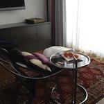 A Corbusier lounger