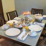 colazione in casa
