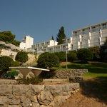 The hotel Berulia